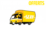 Frais de port offerts � partir de 100€ d'achats (en France m�tropolitaine)